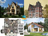 Строительство коттеджей, домов в Анапе за 100 дней