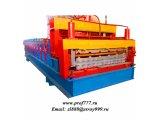 Полнокомплектная линия для производства металлочерепицы Банга