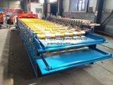Двухъярусная линия для производства профнастила С8 и С20 из КНР
