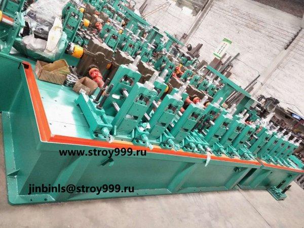 Высокочастотная сварочная линия для производства труб НВ140 из КНР