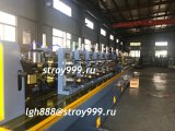 Оборудование по производству сварных труб HB32 в Китай