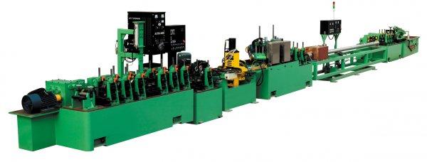Сварочная линия для производства трубы Модель 40 из Китайского склада