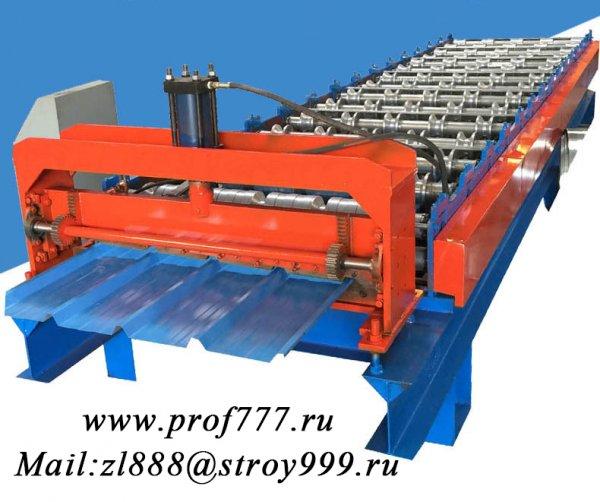 Автомотическое оборудование для производства профнастила C20