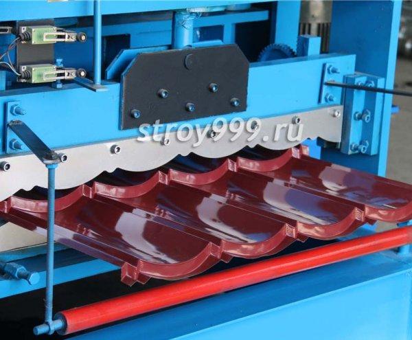 ХИТ Линия для производства металлочерепицы Банга в Китае