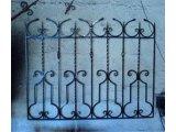 Кованые решетки, козырьки, перила, оградки