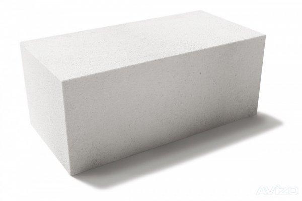 Блоки газосиликатные и пенобетонные