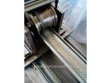 Линия для производства подъёмно-складчаты ворота