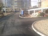Асфальтирование в Новосибирске(Благоус троуство территорий, дворов)
