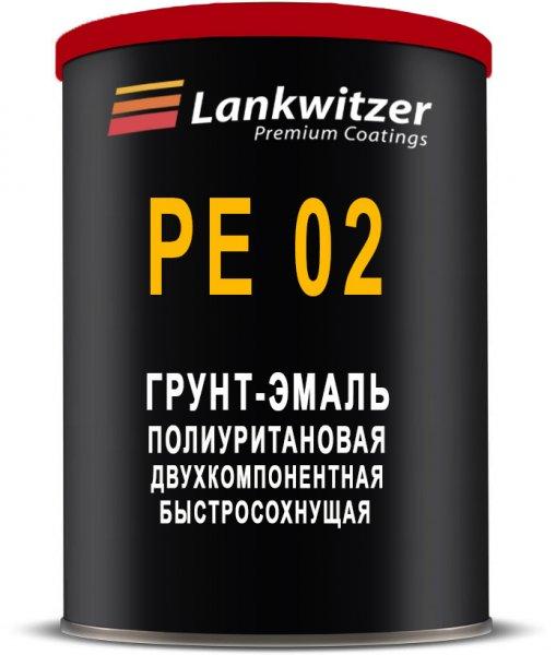 PE 02-9005/0 грунт-эмаль черный