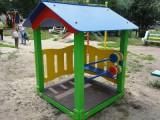 Беседка 4 для детской площадки