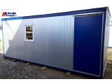 Бытовка строительная (блок-контейнер) 5850х2400х2450 мм