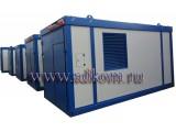 Блок электростанция АД-100 контейнерного типа.