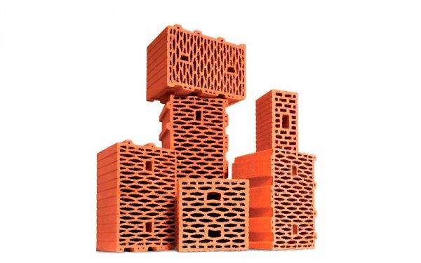 Блоки строительные: керамические, газосиликат, пескобетон, керамзит.