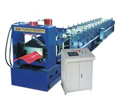 Оборудование для производства бочкообразного конька,Китай 2018