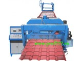 борудование для производства металлочерепицы Каскад 25 и профлиста С25-1050 из Китая