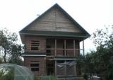 Брусовые дачные дома