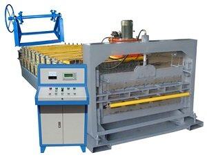 Оборудование для производства профнастила C10 и С21,Китай 2018