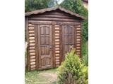 дачный душ и туалет Искусственное старение древесины из блок-хауса 135 45 мм