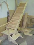 Деревянные лестницы, элементы лестниц