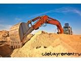 доставка песка, щебня, крошки