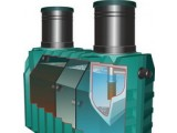 Доставка, установка и подключение энергонезависимой автономной канализации септика Танк.