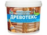 Древотекс - атмосферостойкий защитно-декоративный антисептик для дерева. Тара 3кг