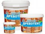 Древотекс - атмосферостойкий защитно-декоративный антисептик для дерева