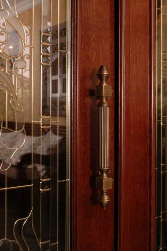 Двери из массива дуба в Санкт-Петербурге - Купить