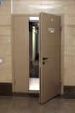 Двери противопожарная металлическая двупольная