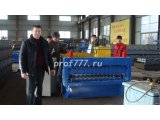 Популярный станок для производства профнастила в Китае