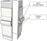 ET VENT 30 система конструктивной огнезащиты воздуховодов