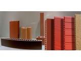 Фасадная терракотовая панель 300х600х19мм - 50 USD/кв. метр