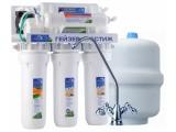 Фильтр Гейзер-Престиж ПМ. Система обратного осмоса. Очистка воды на молекулярном уровне.