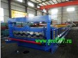 Прокатный стан по производству профнастила НС-35 в Китае