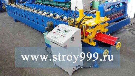 Оборудование для производства профлиста C20