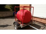 Газгольдер 600 литров (без прицепа)