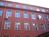 Геодезическая съемка фасадов зданий, фасадная съемка для проектирования навесных фасадов.