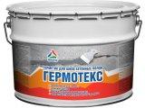 Гермотекс - герметик для деформационных швов бетонных полов