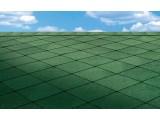 Гибкая битумная черепица Katepal Foxy (Фокси), зелёный