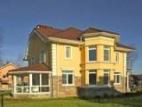 Гипсовая, декоративная, цементная штукатурка для газобетонных блоков в Чехове, Серпухове, Подольске