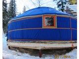 Юрта - доступное экологическое жилье
