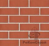 Кирпич лицевой красный, гладкий, утолшенный, М-150, ГОСТ 530-2007