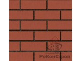 Кирпич рядовой BRAER, красный, гладкий, 1,4НФ