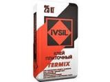 Клей плиточный термостойкий IVSIL TERMIX 25кг