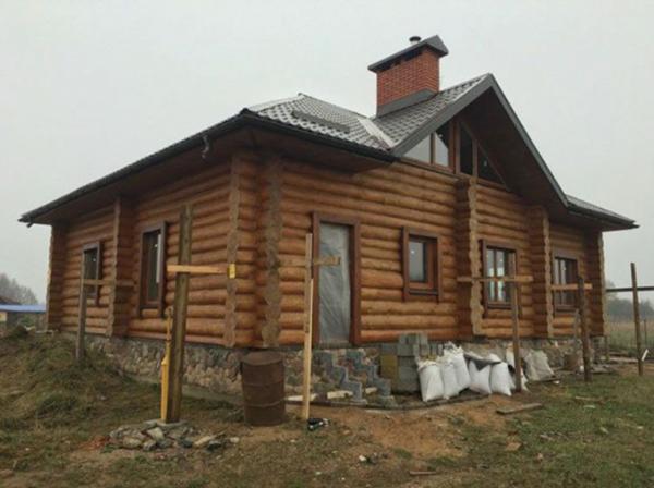 Строительство домов и их отделка под ключ.
