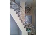кованые лестничные и балконные ограждения