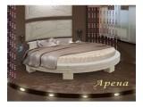 круглая кровать из сосны АРЕНА 220