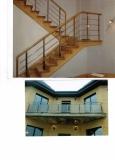 лестничные и балконные ограждения