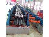 Оборудование по производству балки дорожного ограждения в Китае