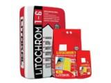 LITOCHROM 1-6 – цветная цементная (С) затирочная (G) смесь с улучшенными техническими характеристиками